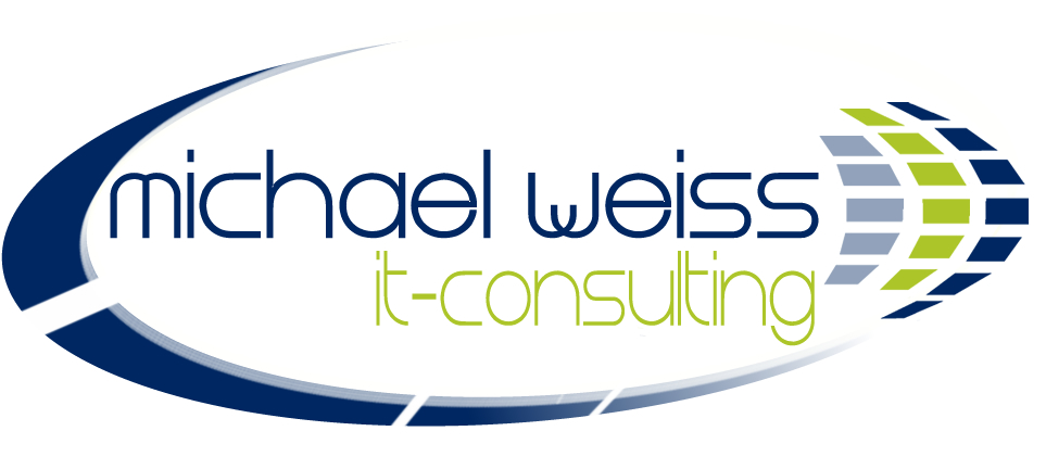 Logo it-consulting Michael Weiß